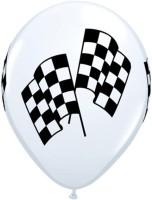 Fusion Balloons Printed Balloon (White, Pack Of 1) - BLNE4TU2MFSHZUEY