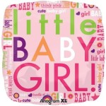 Anagram Little Baby Girl Letters