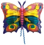 Anagram Butterfly Shaped