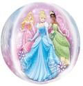 Anagram Disney Princess Orbz Printed Balloon - Multicolor, Pack Of 1