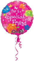 Anagram You`re Special Pretty Pink Printed Balloon (Pink, Pack Of 1)