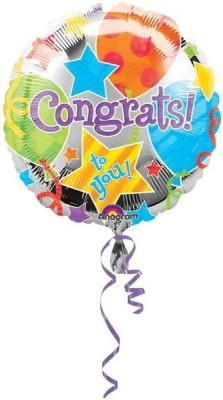 "Anagram Congrats Jubilee 18"""