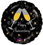 Anagram Happy Anniversary 18 inch