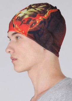 Lycans Tiger Men's Printed Bandana