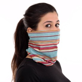 Noise Women's Striped Bandana