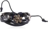 Jewelizer Faux Leather Bracelet - BBAE4SX556TYQVYW
