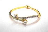 Sempre Of London Designer Bracelete Alloy 22K Yellow Gold Plated 22 Bracelet