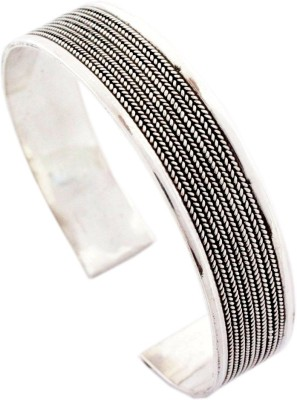 925 Silver Silver Bangle