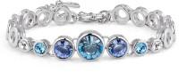 NEVI Elegant Alloy, Crystal Swarovski Crystal, Crystal Bracelet