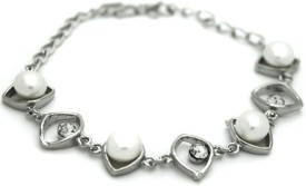 Prisha Copper Silver Bracelet