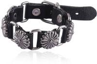 Jewelizer Faux Leather Bracelet - BBAE4SX6GSRXY2MW