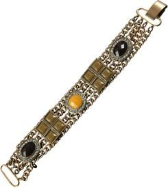 BGS Alloy Charm Bracelet