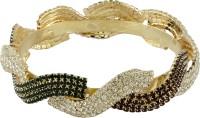 R18jewels-Fashion&U Princess Sparkle Metal Crystal Bangle