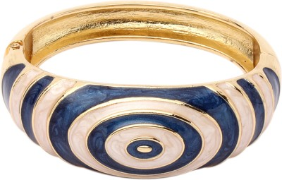 Vendee Fashion Unique Designer Brass Bangle