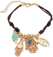Young & Forever Alloy, Alloy Charm Bracelet