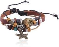 Jewelizer Faux Leather Bracelet - BBAE4SX5DSZPZEUY