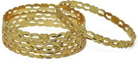 Deemark Brass Brass Bangle