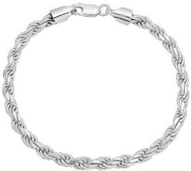Swank Silver Sterling Silver Bracelet
