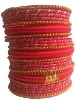 Kuhuk Colour Splash Plastic Bangle Set Pack Of 23 - BBAEBGG5YHSUFUMT