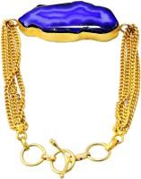 Cultural Fusion Druzzy Fusion Alloy Bracelet
