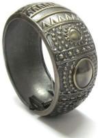 Antariksh Shine Alloy Silver Plated Bracelet