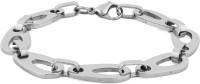 Voylla Artifictial Classic Plain Alloy Silver Plated Bracelet - BBAE7MBRBR9R7XPS