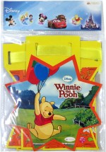 "Disney Winne The Pooh ""Happy Birthday"" Die Cut"