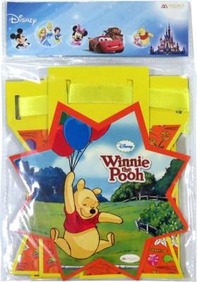 """Disney Winne The Pooh """"Happy Birthday"""" Die Cut"""