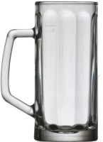 Velik - Premium Glassware Berna Beer Mugs 3 - Piece Bar Set (Glass)