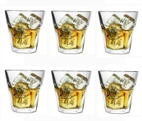 Aditya 6 - Piece Bar Set (Glass)
