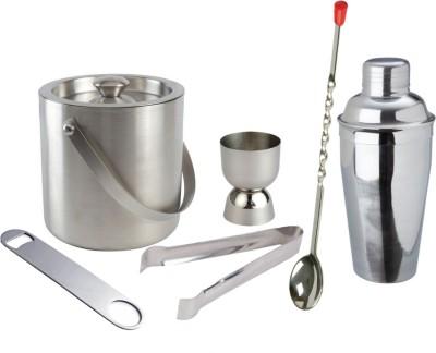 58 off on thw ice bucket tong peg measurer bottle opener bar spoon cocktail shaker 6. Black Bedroom Furniture Sets. Home Design Ideas