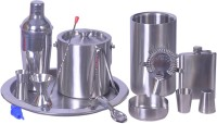Dynamic Store Exclusive 15 - Piece Bar Set (Stainless Steel)
