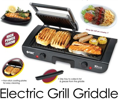 Cavali Electric Grill Griddle