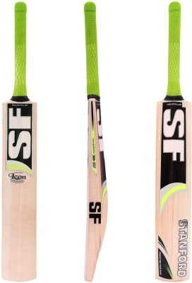 Stanford Icon English Willow Cricket  Bat (Harrow, 1000 - 2000 g)