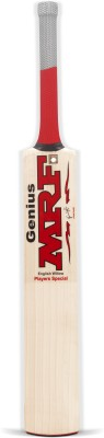 MRF Genius Virat Kohli Players Special English Willow Cricket  Bat (Long Handle, 1100-1300 g)