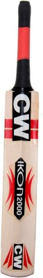 CW Ikon Kashmir Willow Cricket  Bat (Short Handle, 1050-1200 g)