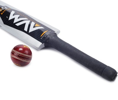AVM Splash 20-20 Kashmir Willow Cricket Bat (Short Handle, 1220 - 1300 g)
