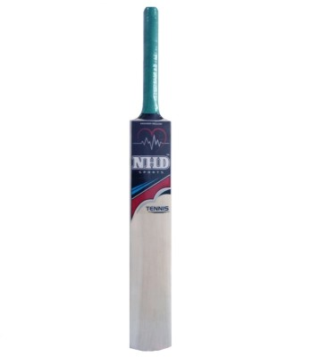 NHD Kids Tennis Poplar Willow Cricket  Bat (2, 700-900 g)