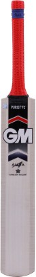 GM Purist F2 Aura English Willow Cricket  Bat (Short Handle, 800-1200 g)