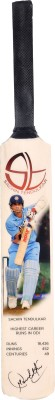 Sachin Tendulkar Digital Signed Mini Cricket Bat