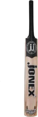 JJ Jonex SUPERIOR QUALITY DYNAMIC Kashmir Willow Cricket  Bat (Long Handle, 800-1000 g)