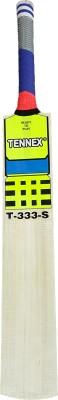 Tennex T-333 S Kashmir Willow Cricket  Bat (Short Handle, 1100 - 1300 g)