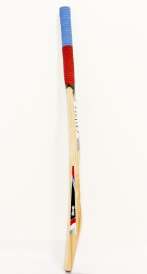 BURN Sixer Tennis Kashmir Willow Cricket  Bat (1, 600-500 g)