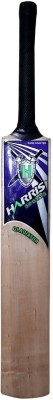 Cricket Harris Hgladiator_1 Kashmir Willow Cricket  Bat (Multicolor)