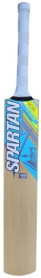 SPARTAN CB 715 Kashmir Willow Cricket  Bat (Long Handle, 1590 g)