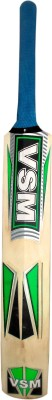 VSM Platinum Kids Poplar Willow Cricket  Bat (Short Handle, 800 g)