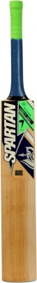 Spartan Msd Run Kashmir Willow Cricket  Bat (Short Handle, 700-1200 g)