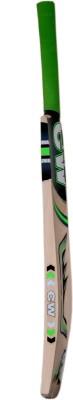 CW Weapon Kashmir Willow Cricket  Bat (Short Handle, 950-1100 g)
