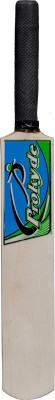 Prokyde Signature bat - Blue/Green Willow Cricket  Bat (1, 150 g)