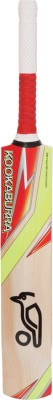 Kookabura Menace100 English Willow Cricket  Bat (Short Handle, 1000-1200 G)